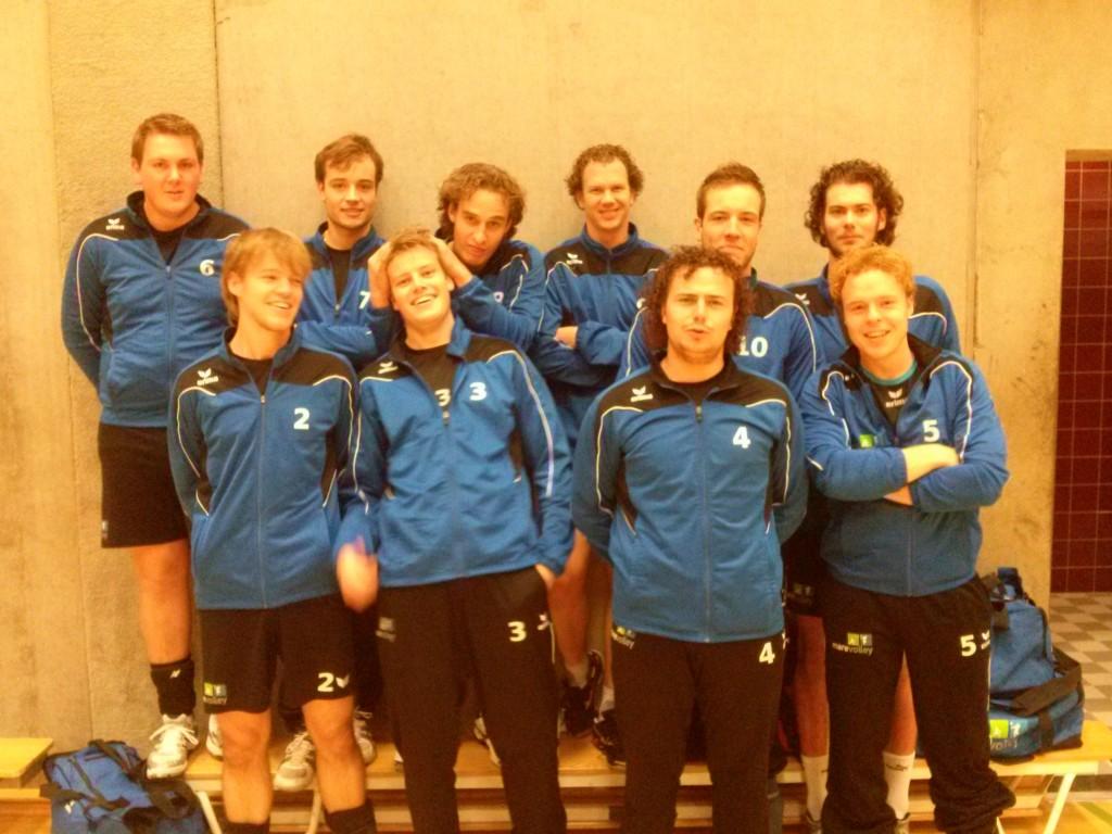 2013 Teamfoto Heren 1 trainingspak 1