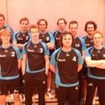2013 Teamfoto Heren 1 wedstrijdtenue 1
